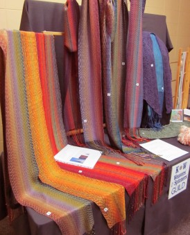 KWWS wins Best Guild Display at Five Counties in 2011.