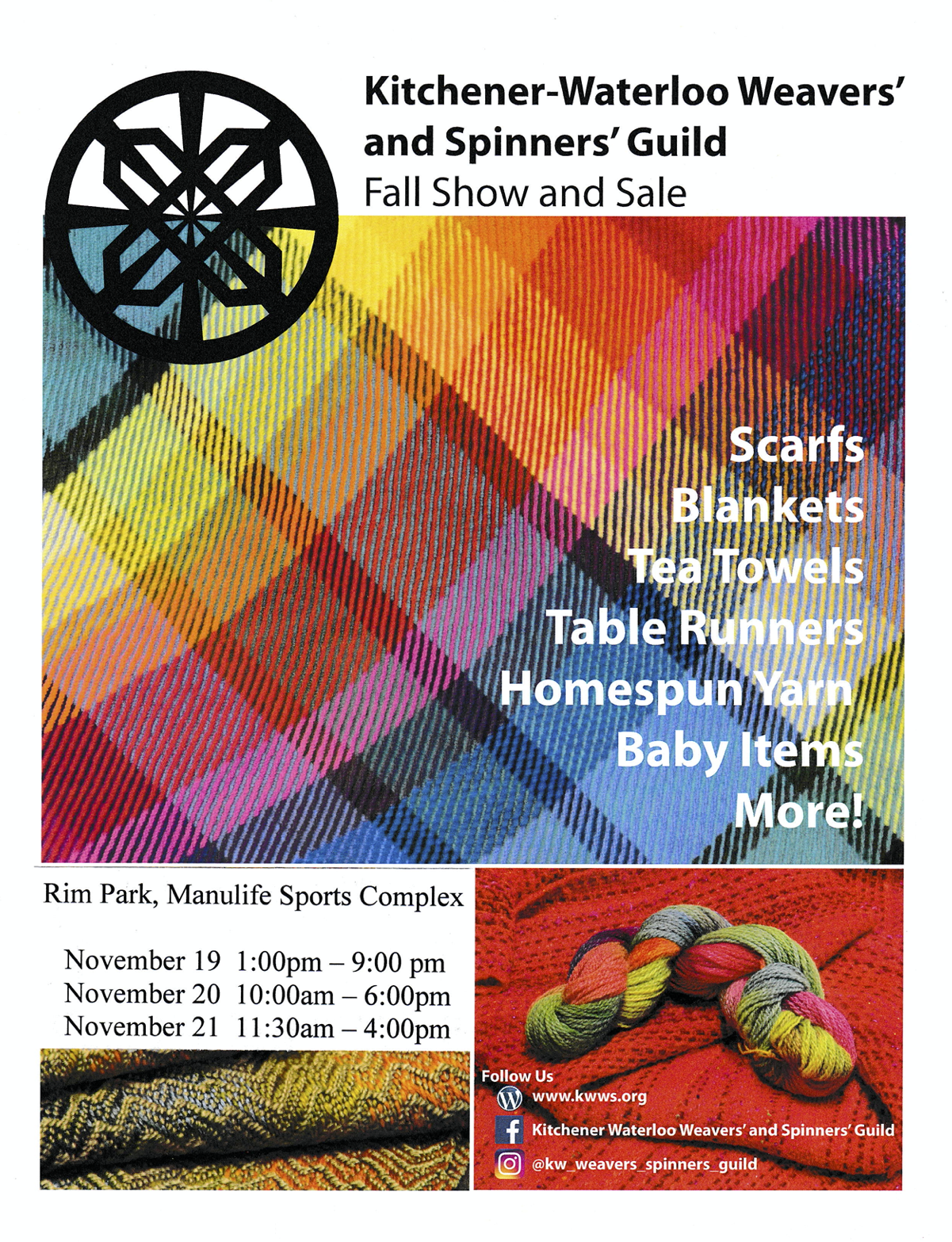 KWWS Fall Sale 2021 poster